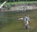 Отличная рыбалка на  притоках Эгийн-гола