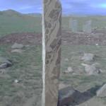 "Дорога на Дэлгер. ""Оленьи камни"" - памятники истории региона."