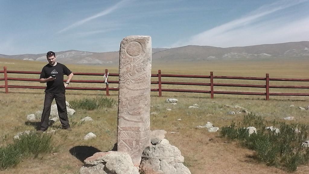 """Каменые столбы """" Оленьих камней"""""""