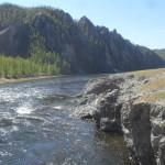 Последний теплый и дождливый месяц в Монголии
