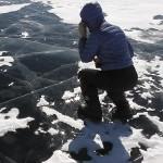Лед Байкала, собственно