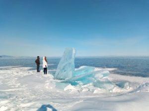 лед туры Байкал