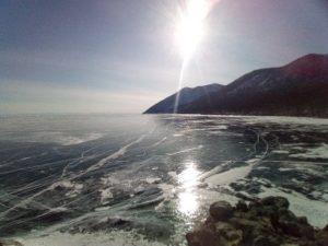 зимники Байкала