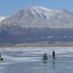 Рыбалка на севере озера