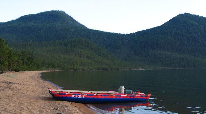 Катамаран Байкал водные туры